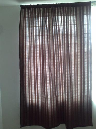 Agujero en la cortina 2