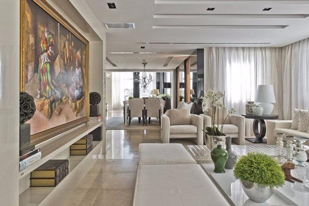 Cortina para sala moderna casa ou apto barcelona 15303 - Comprar cortinas barcelona ...