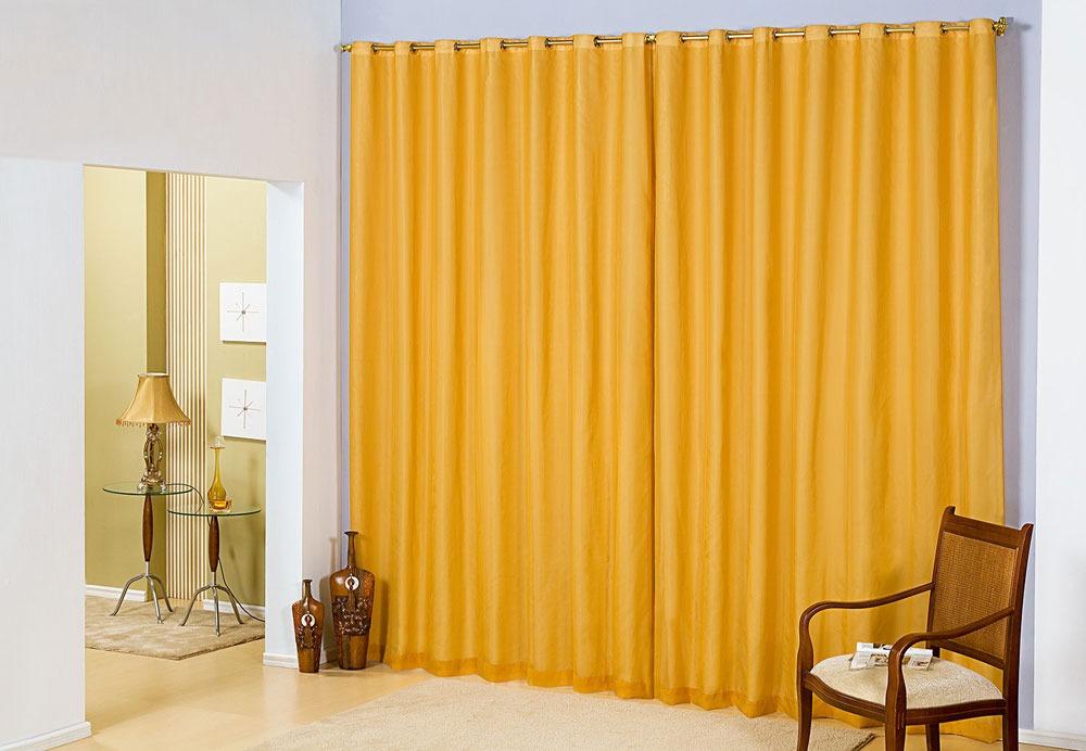 Cortina para sala ou quarto com ilh s para var o 3 00x2 - Buscar cortinas para salas ...