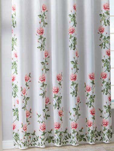 cortina para sala quarto estampada 3,00x2,40 sultan promoção
