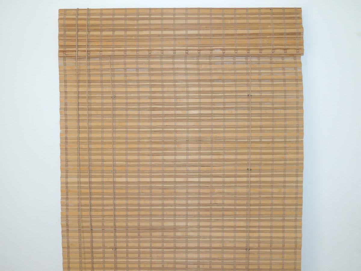 Cortina Persiana De Bambu Romana 1 20 L X 1 60 A Imbuia R 89 00