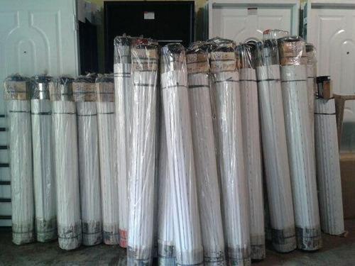 cortina persiana enrrollar en pvc reforzado para 120x110