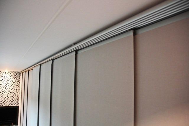 Cortina persiana painel translucido sob medida r 135 00 - Cortinas tipo persiana ...