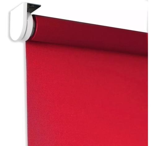 cortina persiana roller 150 x 180 cm varios colores