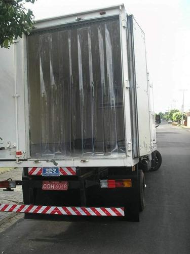 cortina pvc plásticas p/câmaras fria e caminhão refrigerados