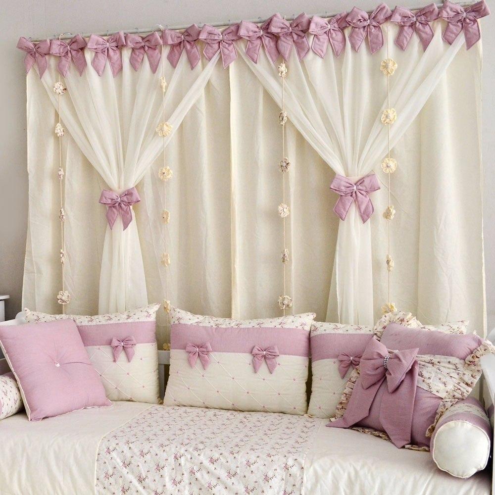 Ver Quarto De Bebê ~ Cortina Quarto Bebe Elegance Rosa Antigo 2 00 X 2 30 Alt R$ 320,00 em Mercado Livre