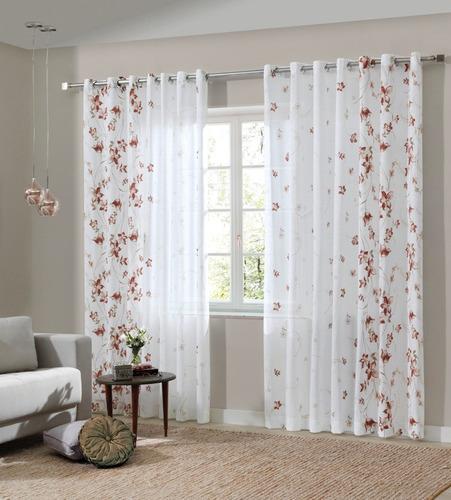 cortina quarto sala roma 5302 2,70m x 2,30m dohler