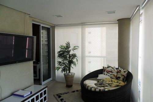 cortina rolô tela solar para sacada