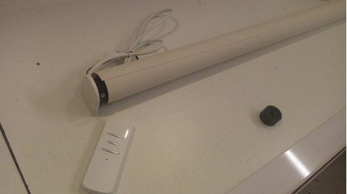 cortina roller electricas black out 100% premium 2.2m x 2.2m