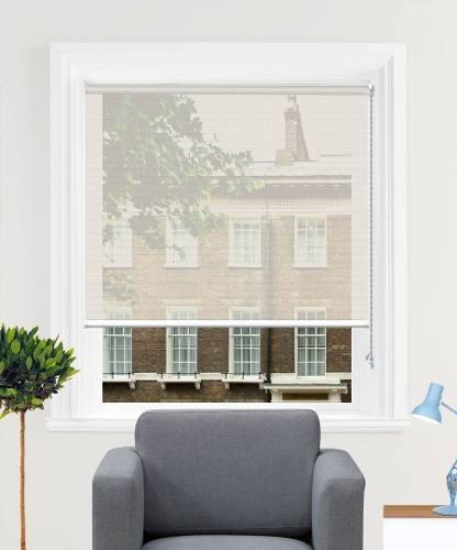 cortina roller sunscreen 5% 260 x 120 para living o cocina