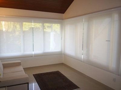 cortina rolo para varanda tela solar screen m