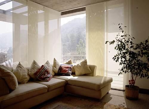 cortina romana m2 - tambien paneles orientales