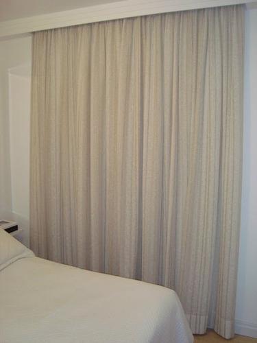 cortina rustic 2,00m x 2,60m