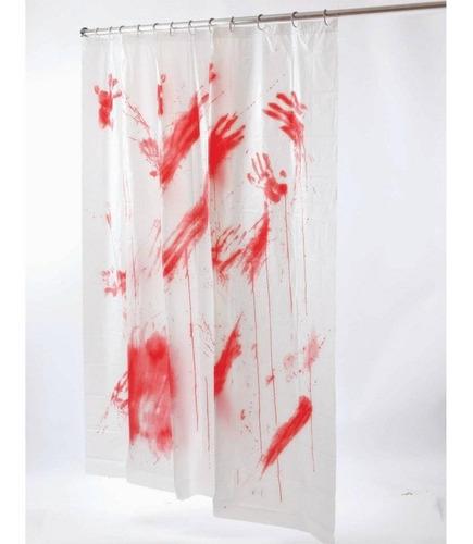 cortina sangrienta - halloween - terror - horror