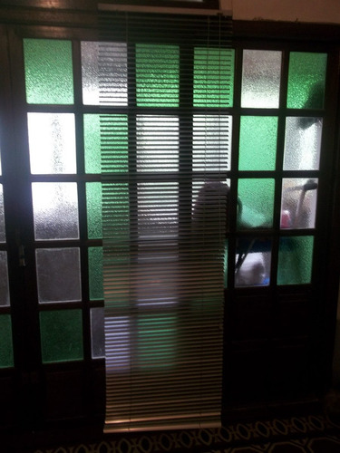 cortina veneciana aluminio natural harveys 55 x 2mt