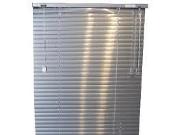 cortina veneciana harvey´s aluminio natural 1,08 x 3,10cm
