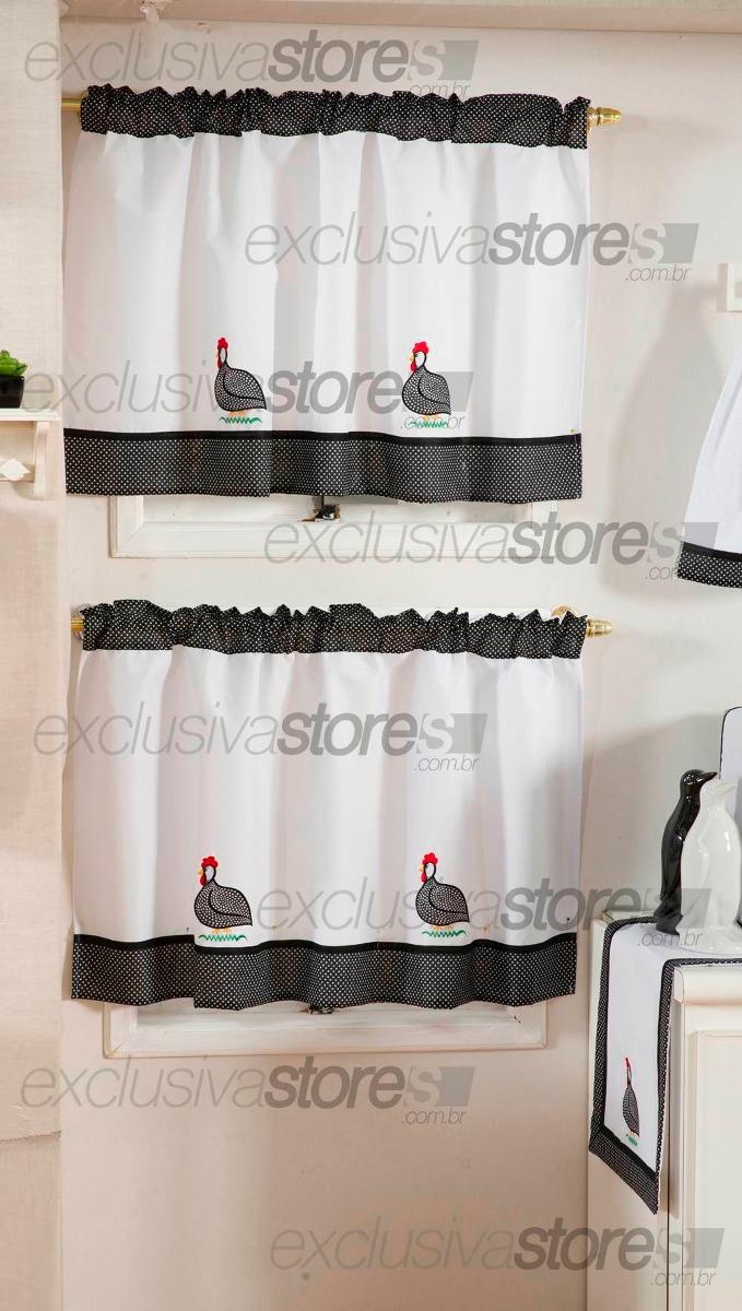 Cortina Bando Para Vitro De Cozinha R 149 90 Em Mercado Livre