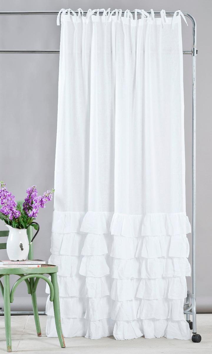 Cortinas de gasa de ventanade para saln dormitorio - Cortinas de gasa ...