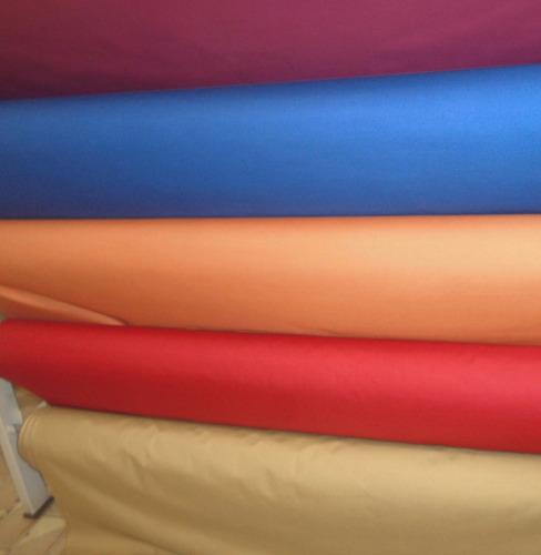 cortinas aluminizadas 100 % antisolar