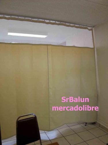cortinas antibacterianas para clínicas y hospitales