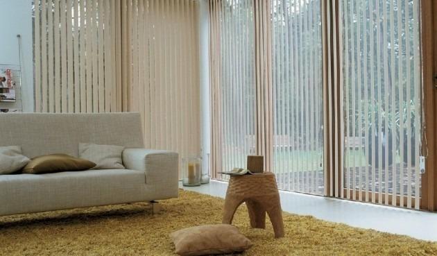 cortinas bandas verticales mi casa mi lugar