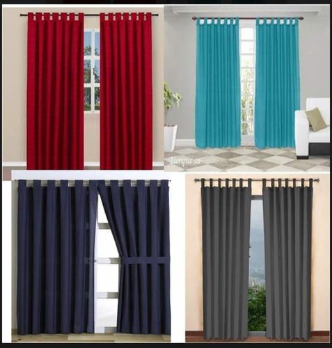 cortinas bellas y de moda