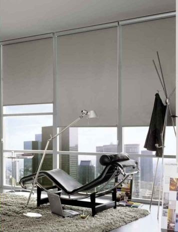 cortinas black out enrollable roller sunset -25% su