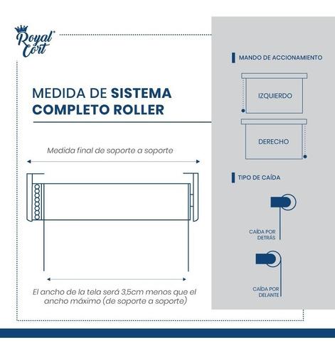 cortinas black out roller belga importado  100% bloqueo