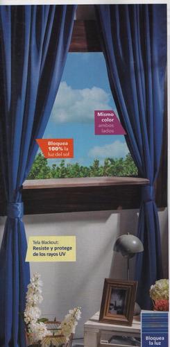 cortinas blackout