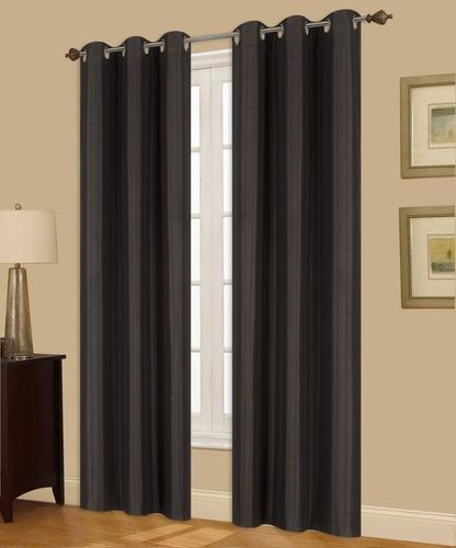 cortinas blackout largas 2m de ancho x 2.40cm de largo