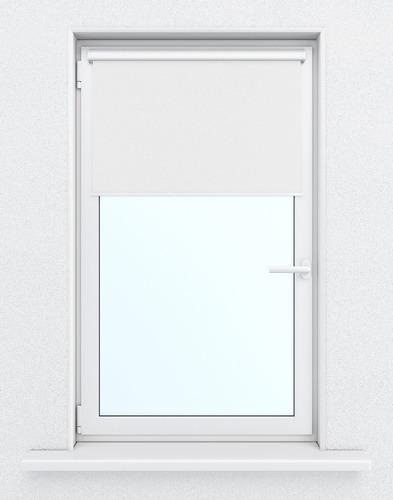 cortinas blackout roller listas para instalar en sistema