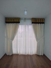Cortinas para sala comedor dormitorio cortina tela algodón costura ...