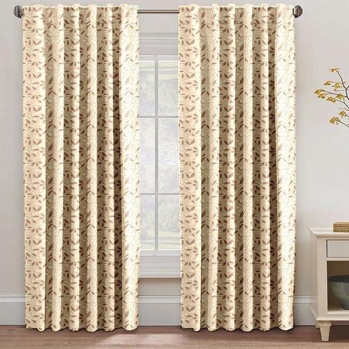 cortinas brandy voile blanca con color