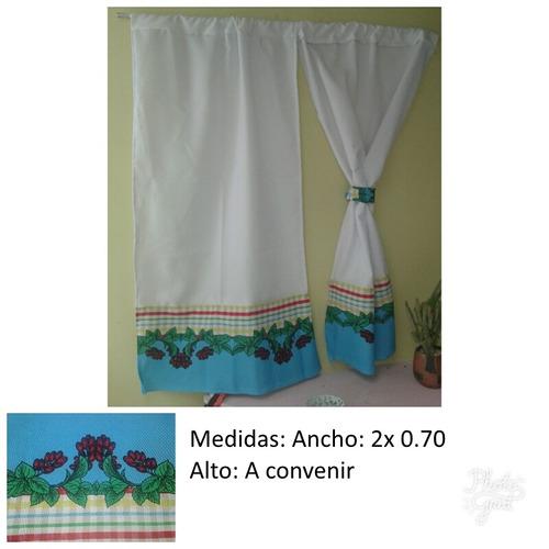 cortinas cocina popurry home
