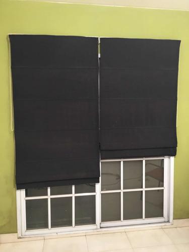 cortinas con sistema roller