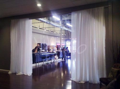 cortinas confección medidas especiales 12 cuotas sin interes