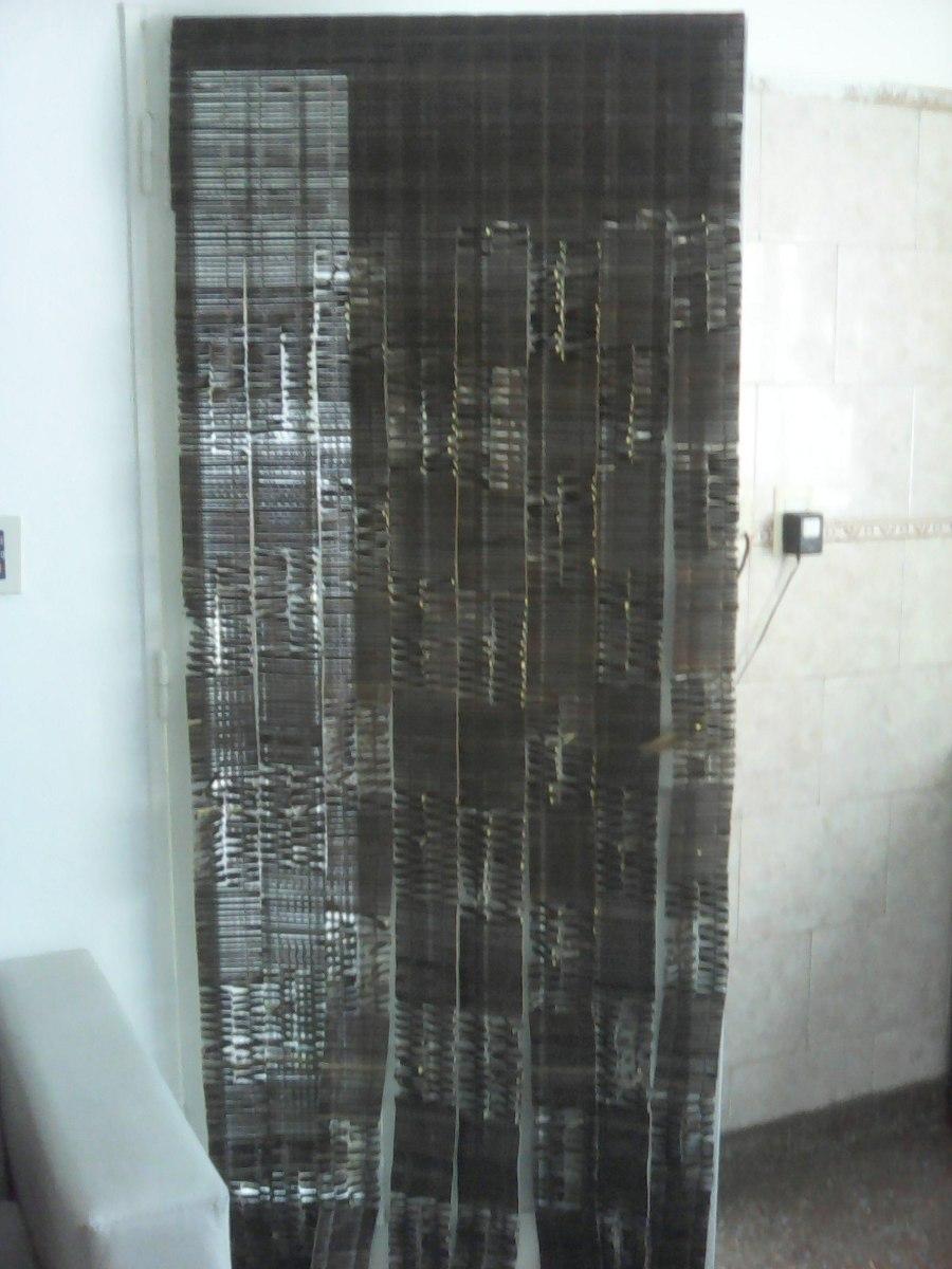 cortinas cortadas para puertas todo junco