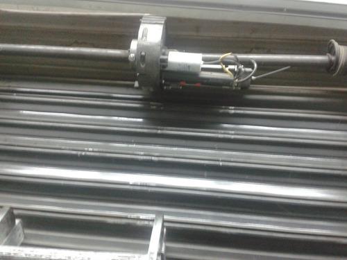 cortinas de acero  metálicas ventas y reparación