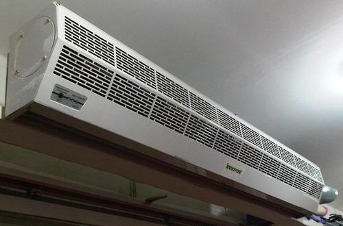 cortinas de aire ecológicos 150cm.