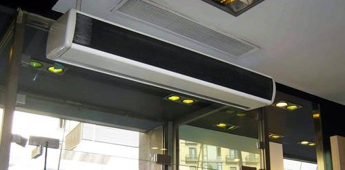 cortinas de aire ecológicos envíos nacional.