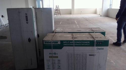 cortinas de aire innovair 150 cm.