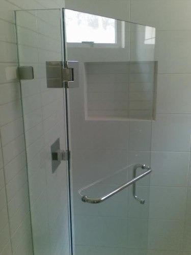 cortinas de baño ( vidrio templado)