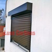 cortinas de enrollar , motores para cortinas