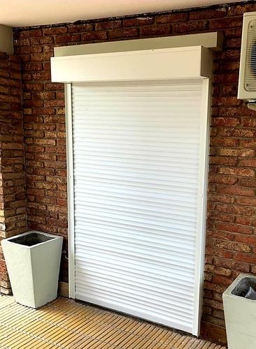 cortinas de enrollar, service, instalacion y ventas