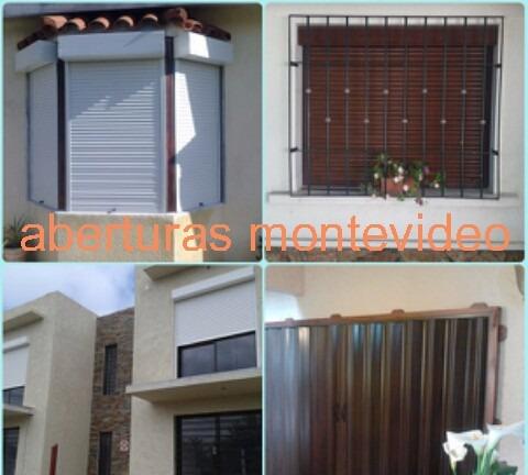 cortinas de enrollar sin albañileria- tradicional- motor-