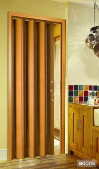 cortinas de puertas plegables pvc