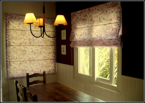 cortinas de genero ,todos los estilos.
