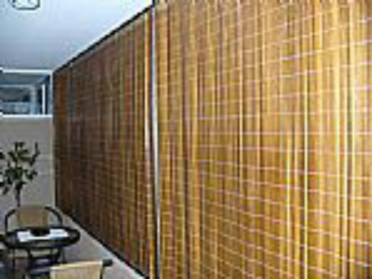 Cortinas de madera en stgo somos fabricantes en - Cortinas de madera ...