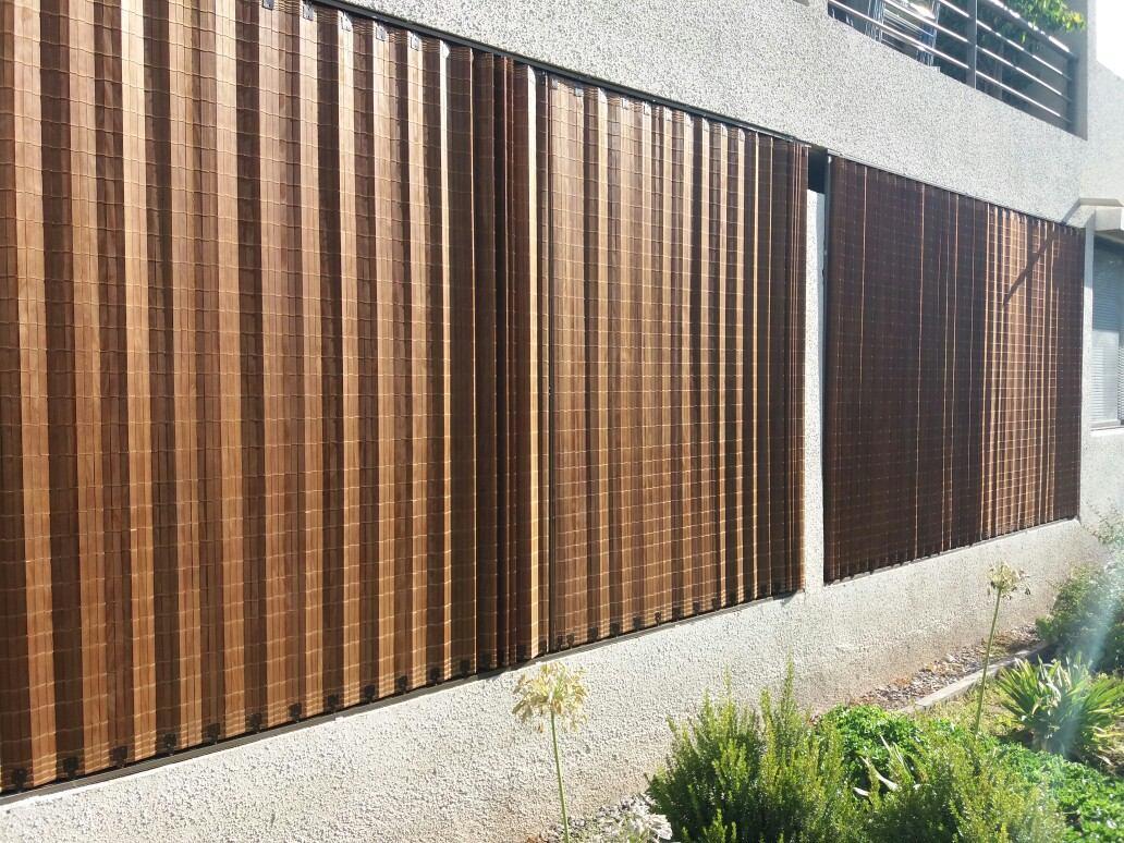 Cortinas de madera para terrazas 26500 mt 2 solicite pres - Terrazas de madera precios ...