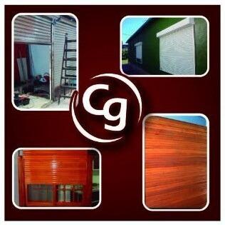 cortinas de madera , pvc y aluminio  ( reparación y venta )